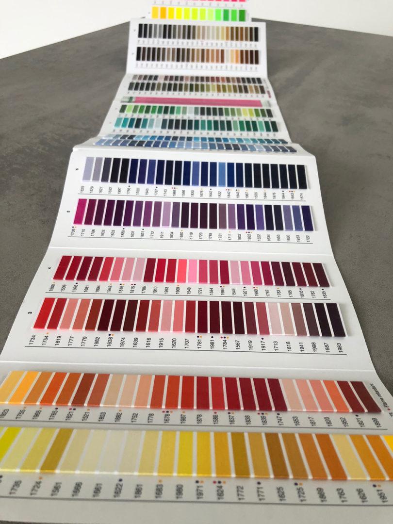 Filati Candeggiabili colori